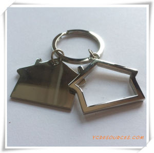 2015 Custom Promotional Gift Metal Souvenir Keychain (PG03099) pictures & photos
