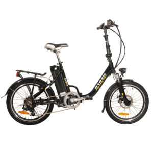 2014 New 36V/250W Brushless Motor & 10AH Lithium Battery E-Bicycle (JB-TDN08Z) pictures & photos
