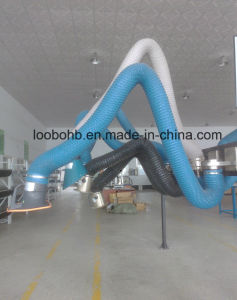 Loobo Flexible Universal Fume Extraction Suction Arm with Hood/Dampers pictures & photos