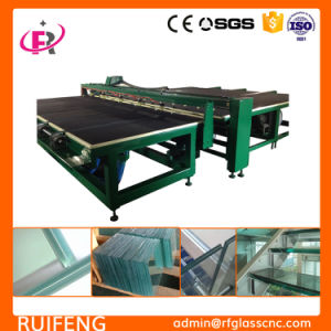 Full Automatic Laminated Glass Cutting Machine (RF3826LA) pictures & photos
