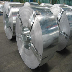 Galvanized Steel Strips for Making Pipe pictures & photos