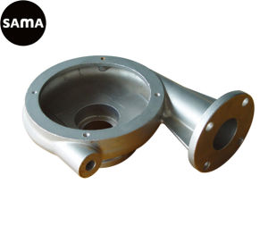 Stainless Steel, Alloy Steel, Carbon Steel Pump Body Investment Casting pictures & photos