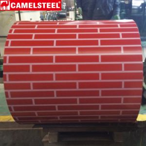 Red Wall Design House Material Coating Galvanized Coil pictures & photos