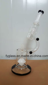 Wholesale Hot Glass Water Pipe Smoking Pipe with Inline Perc pictures & photos