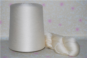 60nm/2 Raw White Silk Blended Yarn
