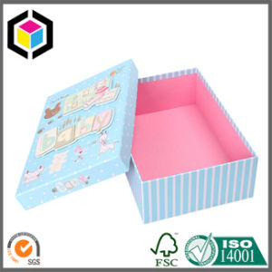 Four Color Print Rigid Cardboard Paper Packaging Box for Jewelry pictures & photos
