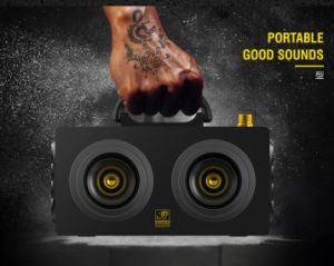 Powerful Outdoor Portable Subwoofer Wireless Bluetooth Mini Speaker pictures & photos
