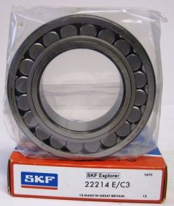SKF22214 Spherical Roller Bearing China Factory Price pictures & photos