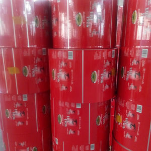 Food Packaging Film with Gravure Printing Made in China pictures & photos