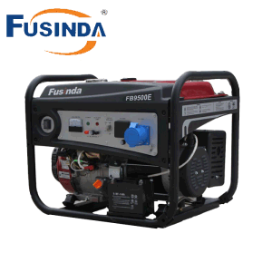 7kVA 50Hz 16HP Portable Petrol Generator with Digital Meter pictures & photos
