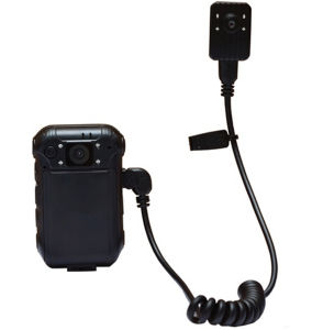 HD 1080P 2 Inch Screen Waterproof IP56 Infrared Night Vision Police Body Mini DVR with Camera pictures & photos