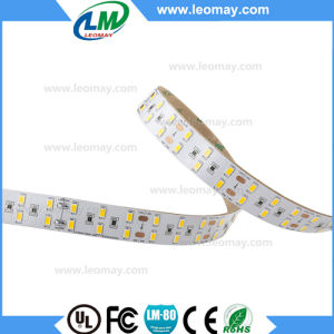 Ce&RoHS Approved Double Rows SMD 5630 Flexible LED Strips pictures & photos