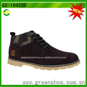 Hot Selling New Model Lace-up Sport Best Casual Men Shoes pictures & photos