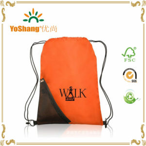 Cheap Promotional Drawstring Bags Large Fabric Drawstring Bag pictures & photos
