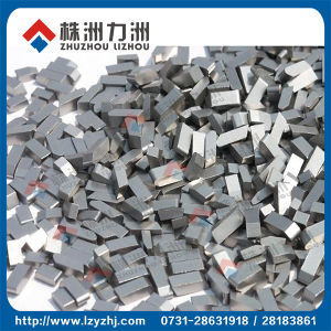 Yg6 Tungsten Carbide Saw Tip for Cone Bits