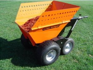 Muck Truck Dumper Skip Extension pictures & photos