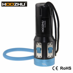 Hoozhu 1000 Lm LED Lighting for Waterproof 100m Video pictures & photos