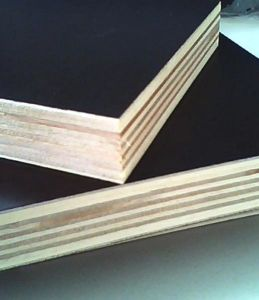 Poplar Core and Phenolic Glue Film Faced Plywood pictures & photos