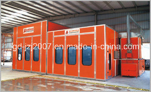 China Supplier Good Quality Paint Spray Booth pictures & photos