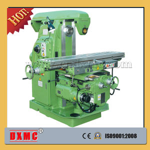 X6132 OEM ODM Table Top Horizontal Portable Milling Machine