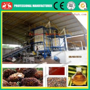2016 New Machines 2t/H Palm Fruit Oil Pressing Machinery pictures & photos