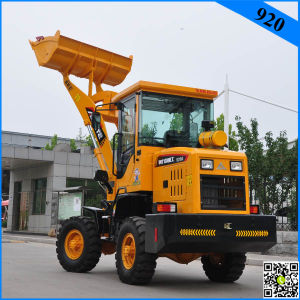 RC Wheel Mini Loader with Scale system pictures & photos