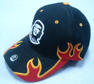 6 Panel Baseball Cap with Logo to Front (076P014) pictures & photos