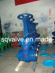Bolted Bonnet for Vacuum in Bw End Globe Valve