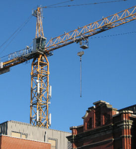 CE Approved Tower Crane Qtz63 (TC5013)