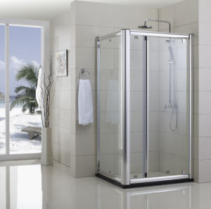Framed Rectangular Hinge Shower Enclosure (YLZ-002)
