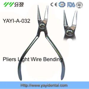 Orthodontic Plier - Proboscis Wire Plier (A-032) pictures & photos