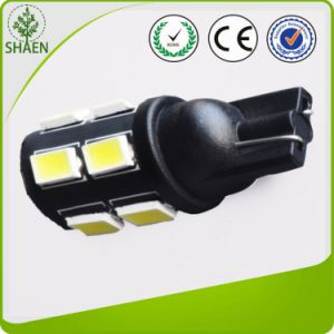 Cheapest T10 5630 12SMD 3W LED Car Bulb pictures & photos