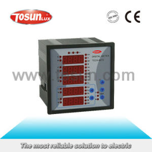 Programmable Digital Combined Panel Meter for 50 Electrical Parameters pictures & photos