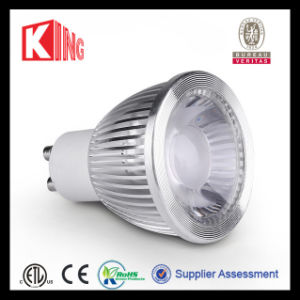 CREE/Sharp LED GU10 COB LED Bulb Dimmable pictures & photos