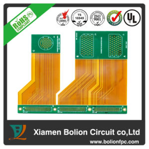 6 Layers High Quality Rigid-Flex PCB pictures & photos