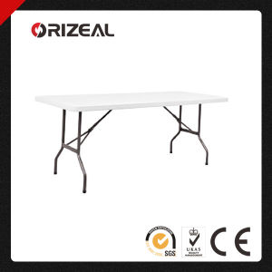 Orizeal 6-Foot Foldable Dining Table Oz-T2049 pictures & photos