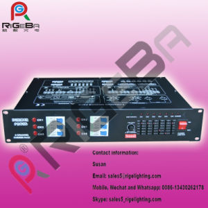 6CH Digital Dimmer DMX512 Controller Stage Light Dimmer pictures & photos
