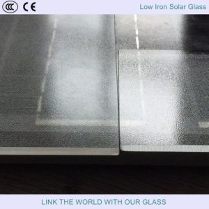 3.2mm Low Iron Float Glass for Thin-Film Solar Panel pictures & photos
