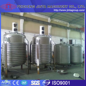 100L Stainless Steel Pressure Vessel for Sale pictures & photos