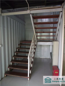 Modular House/Prefabricated House with Inner Stairs (shs-mc-accommodation032) pictures & photos