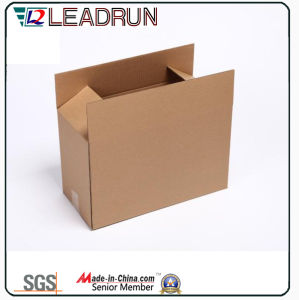 Mail Box Cartoon Case Corrugate Courier Carry Paper Cardboard Packing Box (YSM40) pictures & photos
