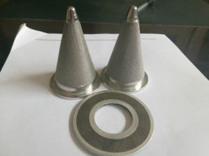 Stainless Steel Filter Disc/Disc Filter/Extruder Screen/Sintered Filter Disc pictures & photos