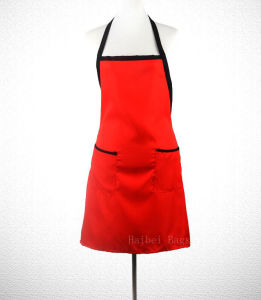 Sales Promotion Advertisement Apron for Kitchen Appliances (hbap-23) pictures & photos