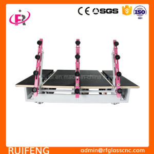 360 Degree Freely Walking Automatic Glass Loading Table (RF3826T) pictures & photos