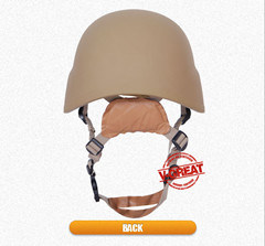 Boltless Helmet Pasgt Light Weight pictures & photos