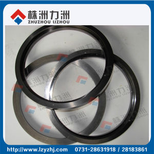 Tungsten Carbide Sealing Rings Forged Rolling Rings