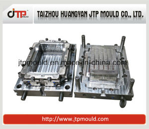 Good Quality Cavity Mold of Plastic Injection Crate Mould pictures & photos