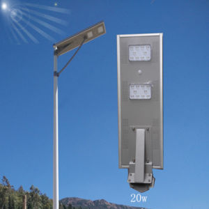 Customized 6W-100W High Quality Solar Street Light pictures & photos