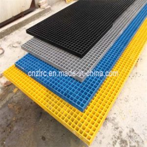 FRP Grating / FRP Molded Grating / GRP Moulded Grating Price pictures & photos