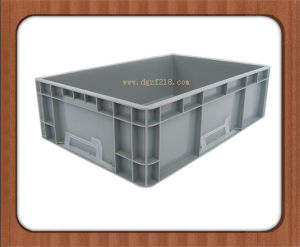 EU High Quality Stacking Plastic Industrial Storage Bin for Sale pictures & photos